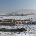 2015 Yılı Kar Manzaraları 1