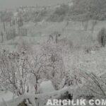 2015 Yılı Kar Manzaraları 70