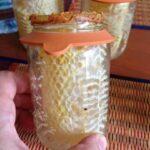 Arıların Kavanoza Bal Yapması 6