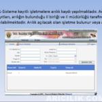 arıcılık kayıt sistemi 11