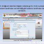 arıcılık kayıt sistemi 13