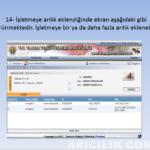 arıcılık kayıt sistemi 14