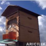 arı kovanı açmadan bal toplayın 9