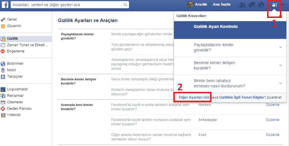 facebook virüsu 1
