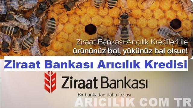 ziraat bankası arıcılık kredisi