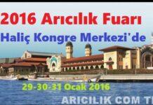 2016 arıcılık fuarı haliç kongresi