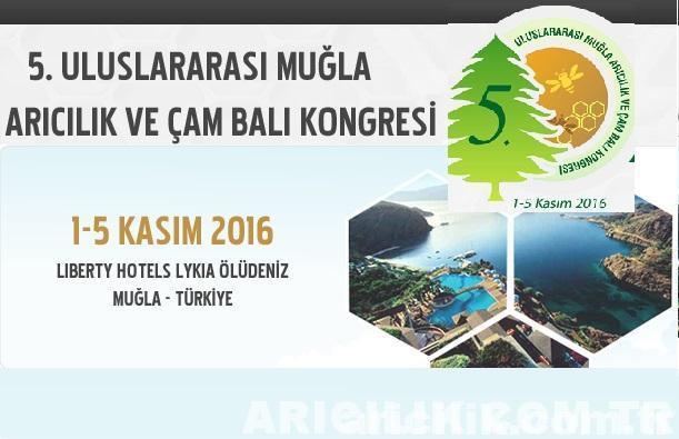 muğla arıcılık ve çam balı kongresi