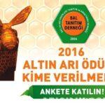 2016 altın arı ödülü