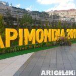 Dünya Arıcılık Fuarı Apimondia'ya Gittiniz Mi?