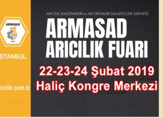 2019 armasad arıcılık fuarı istanbul