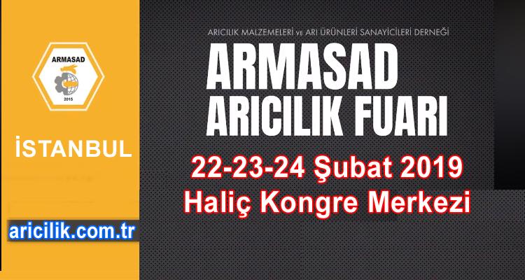 2019 armasad arıcılık fuarı istanbul 1
