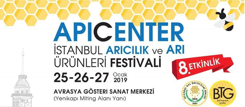 2020 istanbul arı ürünleri ve arıcılık festivali