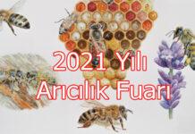 2021 yılı arıcılık fuarı