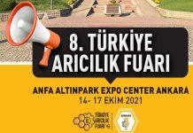 ankara aricilik fuari 2021